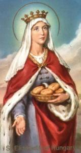 St. Elizabeth of Portugal, Patroness of Franciscan Tertiaries