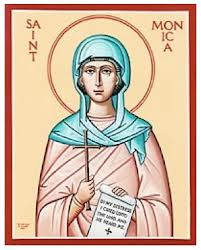 St. Monica, pray for us!