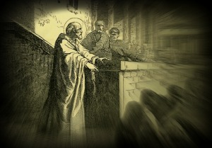 St. Callistus I, Pope and Martyr